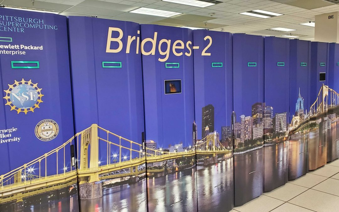 Bridges-2 Begins Production Operations
